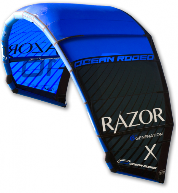 Ocean Rodeo Razor Catalogue Image